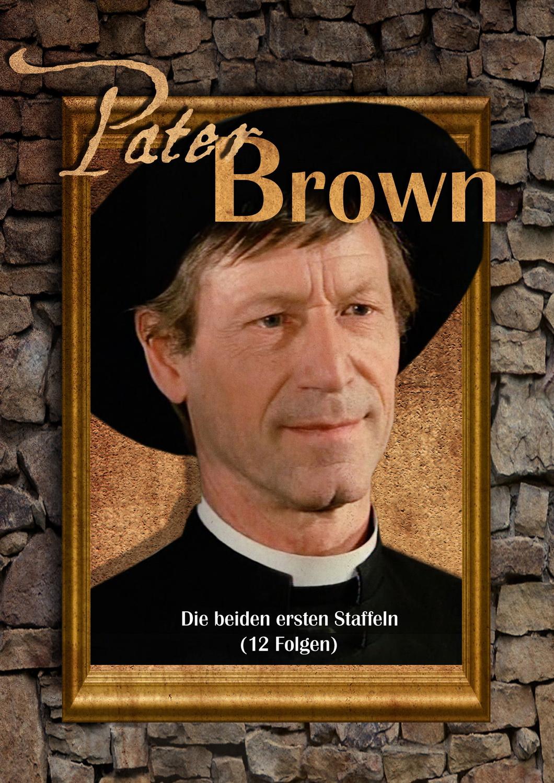 Pater Brown (Staffeln 1 und 2 der Krimiserie mit Josef Meinrad als Pater Brown) - G.K. Chesterton