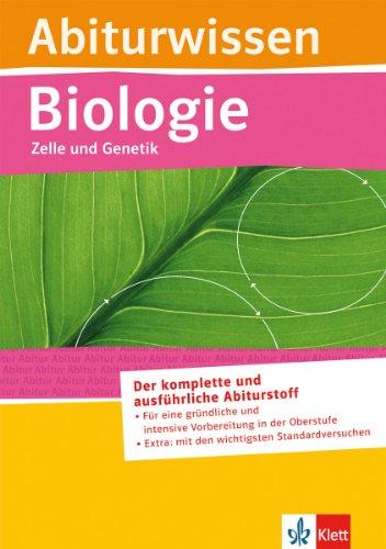 Abiturwissen; Biologie - Zelle und Genetik - Jü...