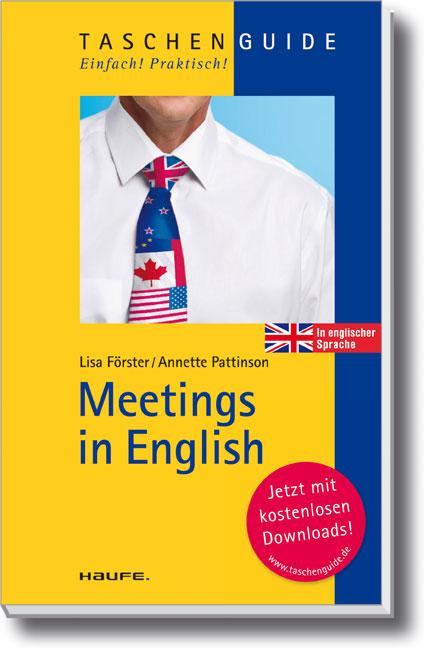 Meetings in English - Lisa Förster