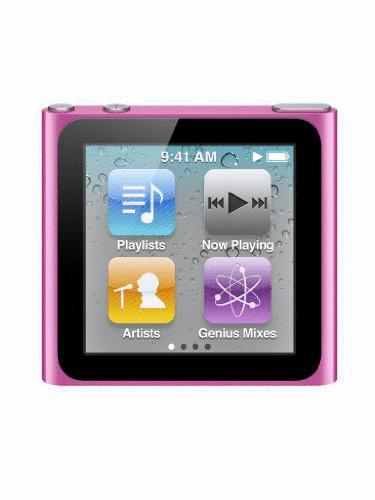 Vorschaubild von Apple iPod nano 6G 16GB pink