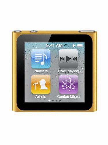 Vorschaubild von Apple iPod nano 6G 8GB orange