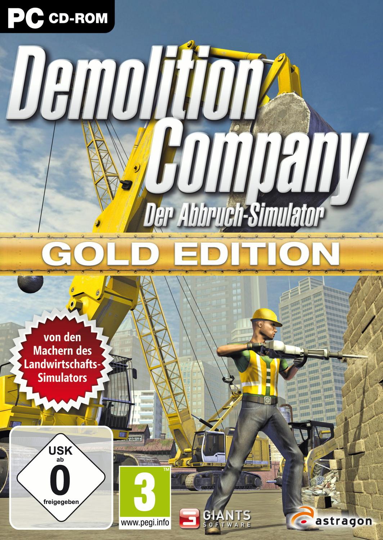 Demolition Company - Der Abbruch-Simulator [Gol...