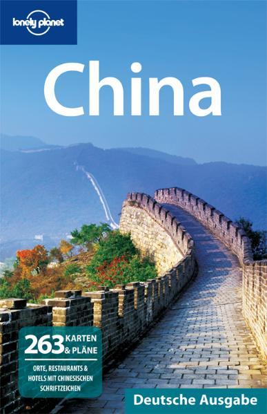 Lonely Planet Reiseführer China - -