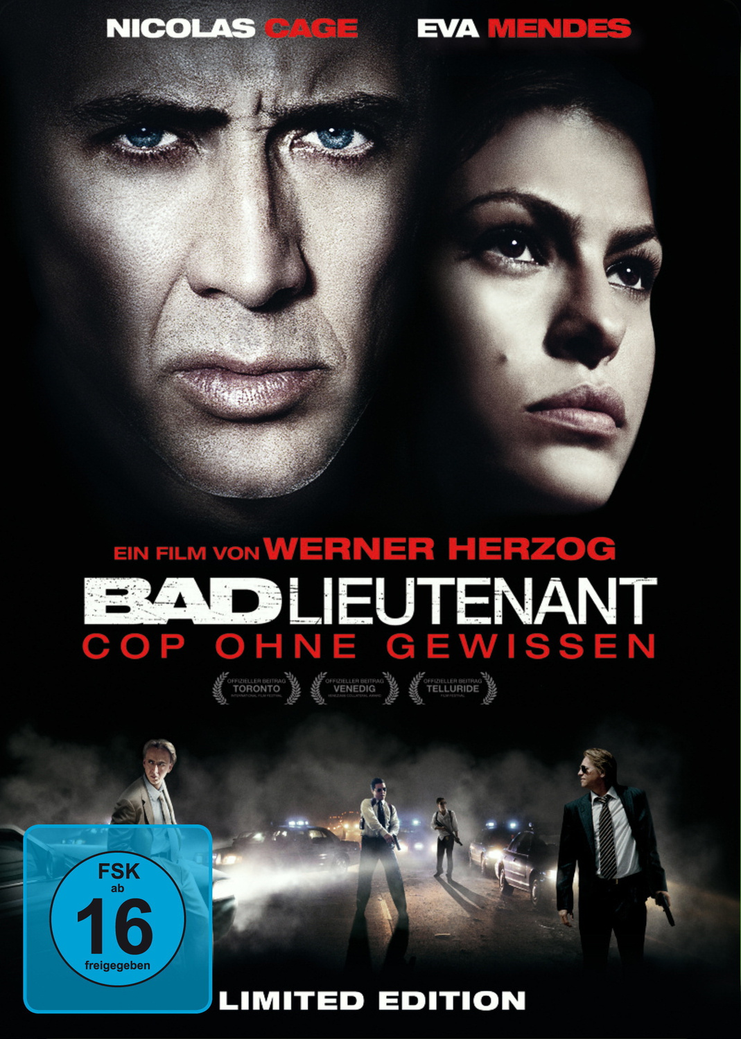 Bad Lieutenant [Limited Steelbook Edition]