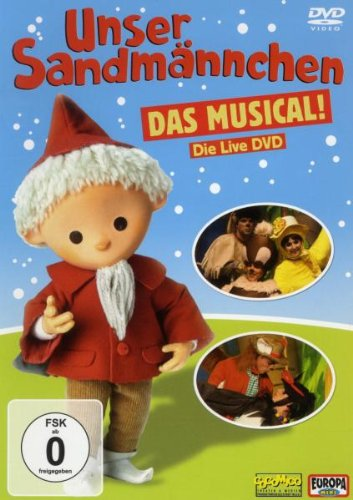 Unser Sandmännchen - Das Musical/Die Live DVD