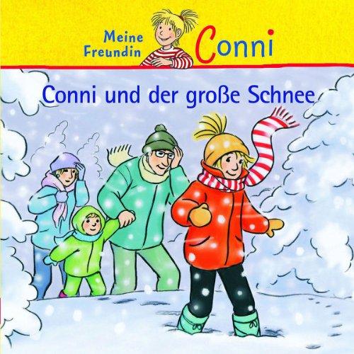 Meine Freundin Conni: Folge 29 - Conni und der Große Schnee