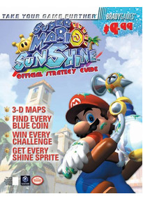 Super Mario Sunshinetm Official Strategy Guide Brady Games