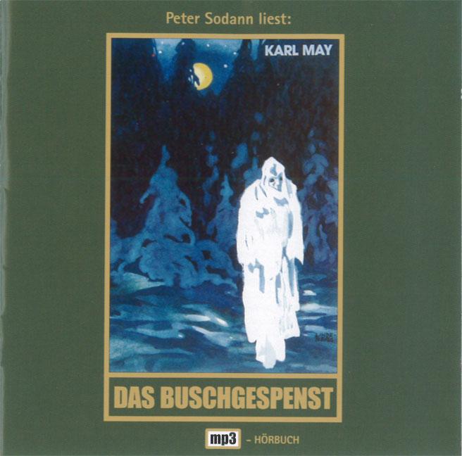 Gesammelte Werke - Band 64: Das Buschgespenst - Karl May [Audio CD]