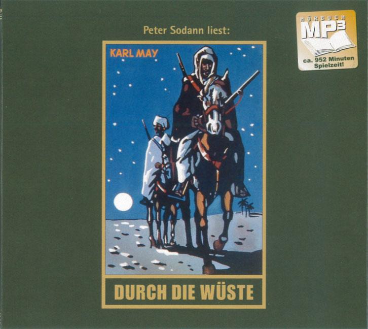 Gesammelte Werke - Band 1: Durch die Wüste - Karl May [Audio CD]