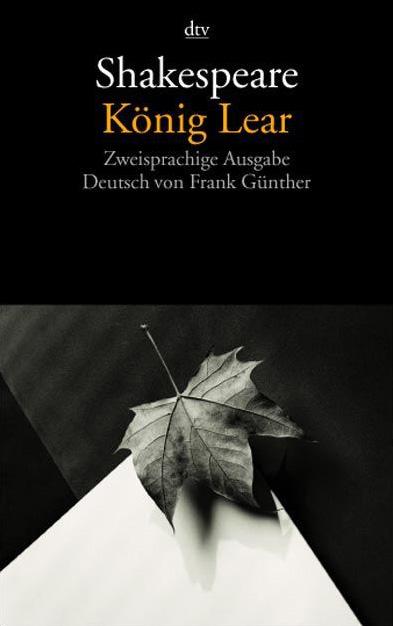 König Lear: Zweisprachige Ausgabe - William Shakespeare