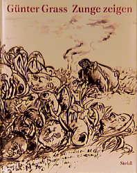 Zunge zeigen - Günter Grass