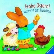 Frohe Ostern!, wünscht das Häschen - Rosemarie ...