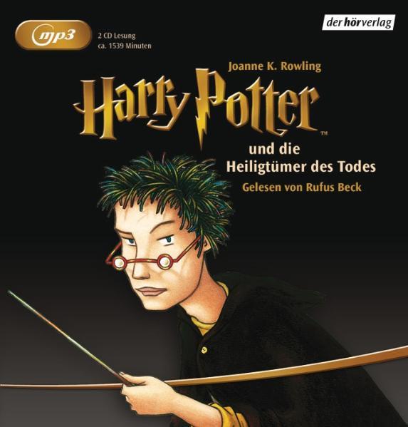 Harry Potter 7 und die Heiligtümer des Todes: Gelesen von Rufus Beck - Joanne K. Rowling