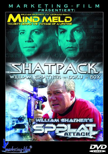 Shatpack - Mind Meld & Spplat Attack