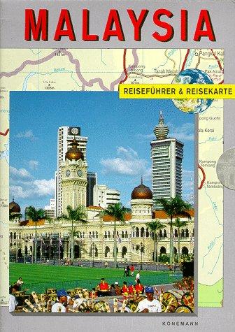 Malaysia. Reiseführer und Reisekarte - Helen Oon