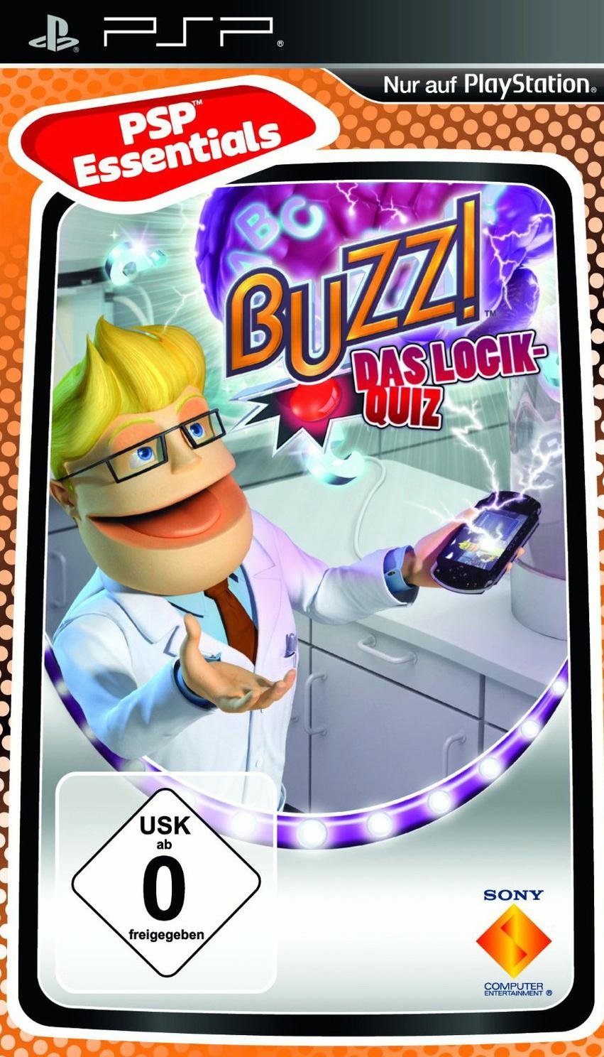 Buzz! Das Logik-Quiz Essentials