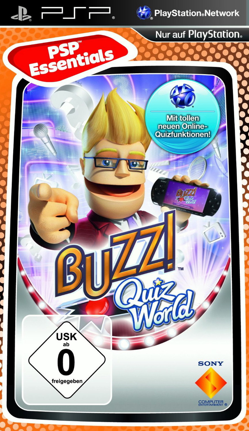 Buzz! Quiz World Essentials