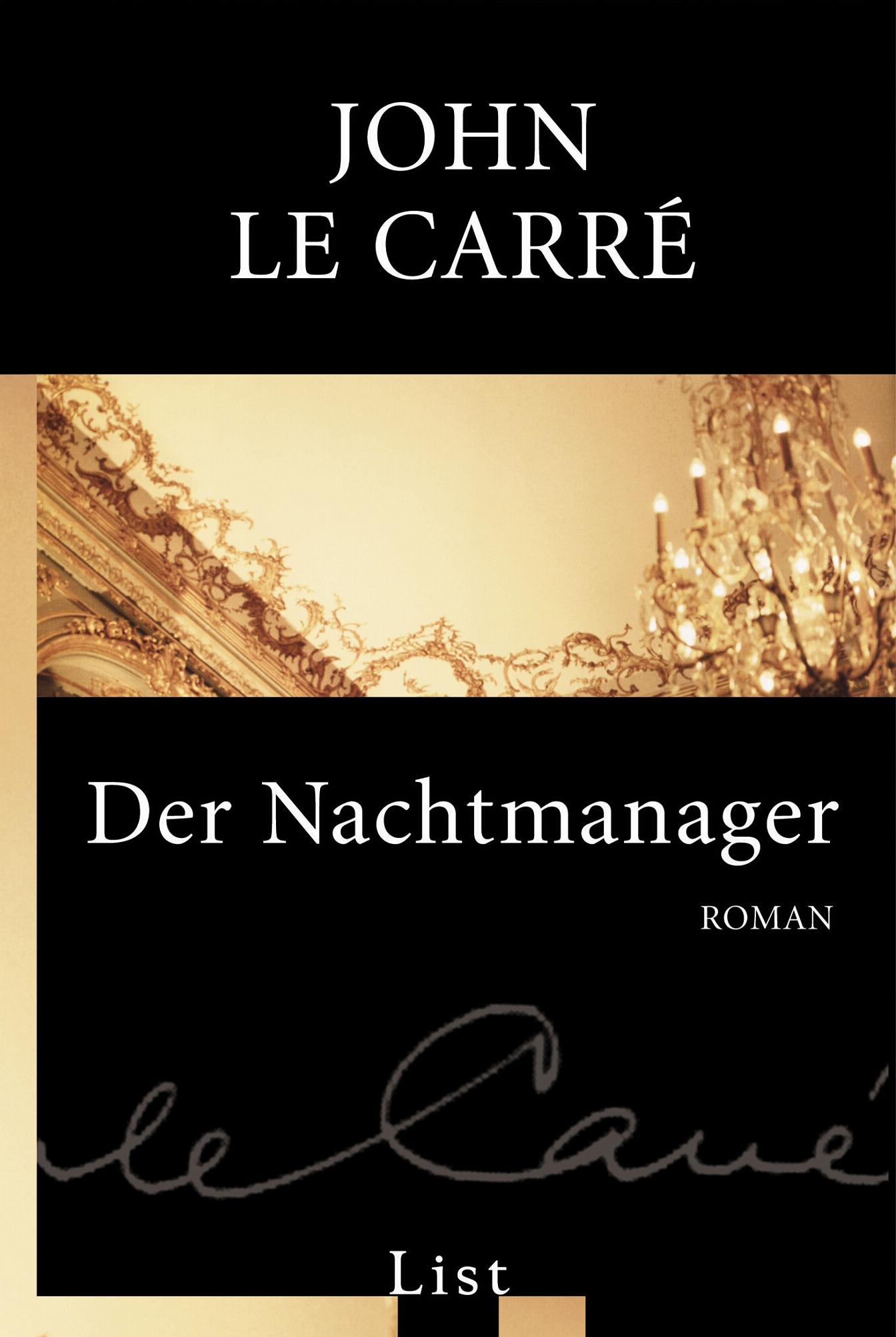 Der Nachtmanager - John Le Carré