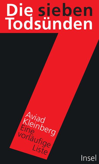 Die sieben Todsünden: Eine vorläufige Liste - Aviad Kleinberg