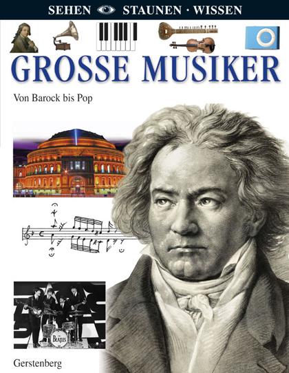Große Musiker: Von Barock bis Pop - Robert Ziegler