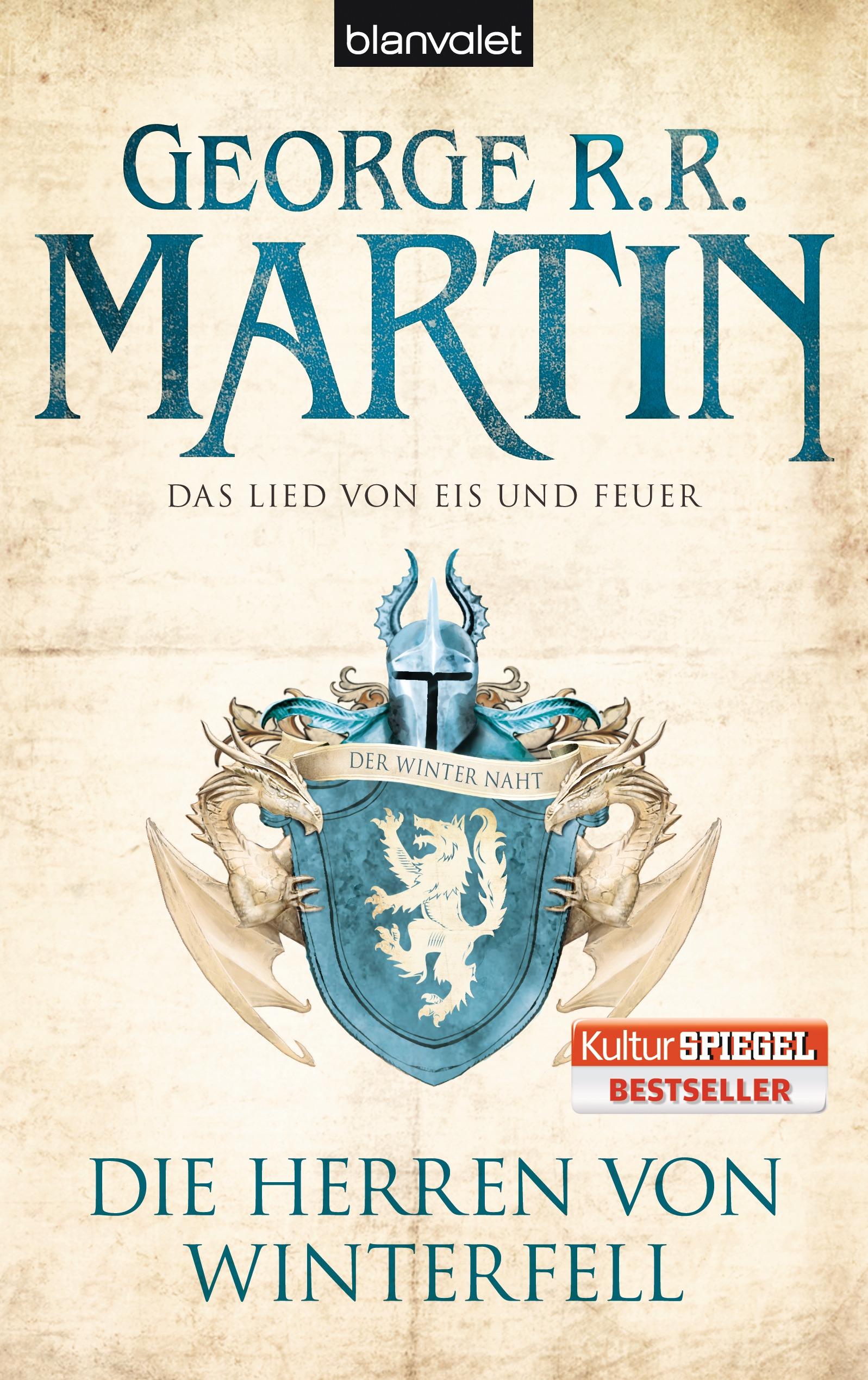 Das Lied von Eis und Feuer: Band 1 - Die Herren von Winterfell - George R.R. Martin
