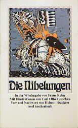 Insel Taschenbücher, Nr.14, Die Nibelungen - Franz Keim