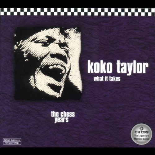 Koko Taylor - The Chess Years