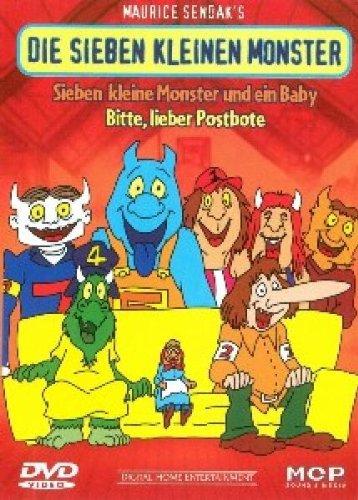 Die sieben kleinen Monster - Und ein Baby