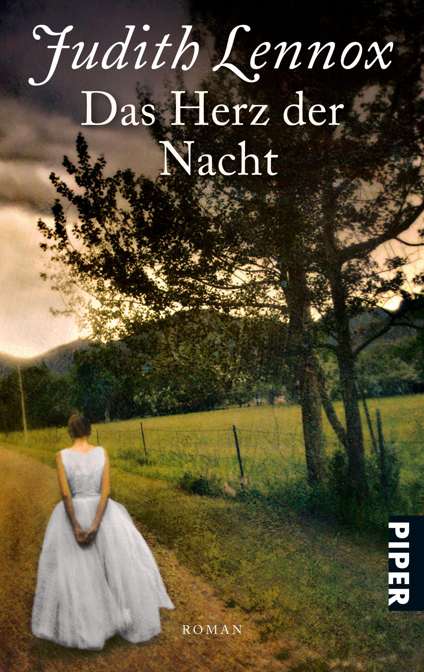 Das Herz der Nacht: Roman - Judith Lennox
