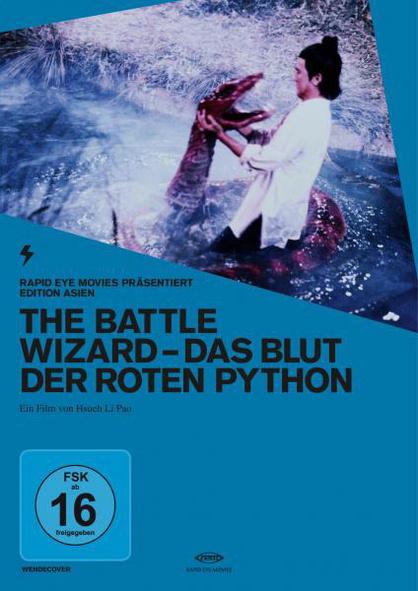 Battle Wizard - Das Blut der roten Python [Edit...