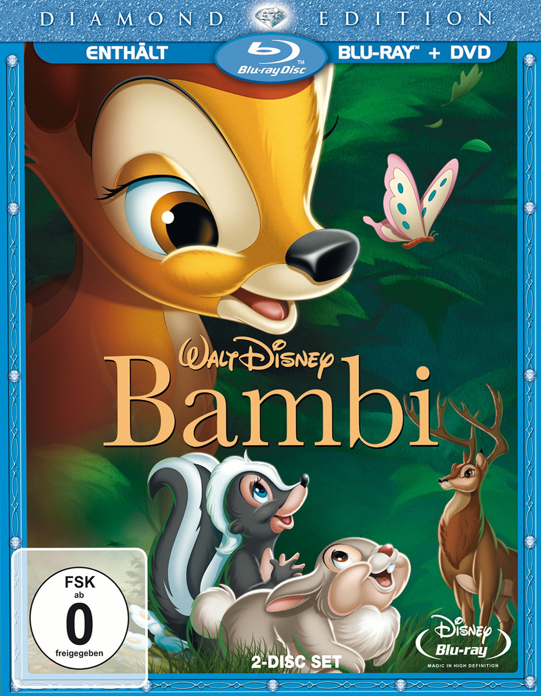Bambi [inkl. DVD, Diamond Edition]