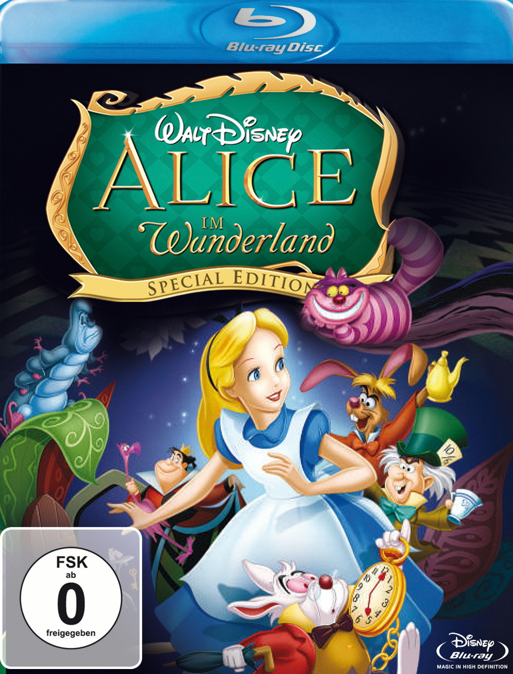 Alice im Wunderland [Special Collection]