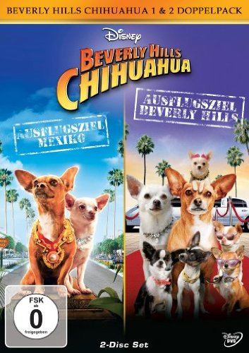 Beverly Hills Chihuahua 1+2