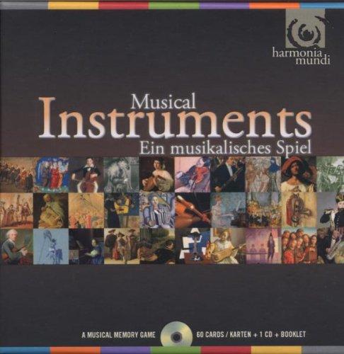 Diverse Klassik - Musical Instruments (Spiel+CD)