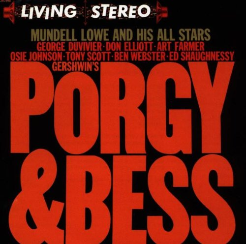 Mundell Lowe & His All Stars - Porgy & Bess