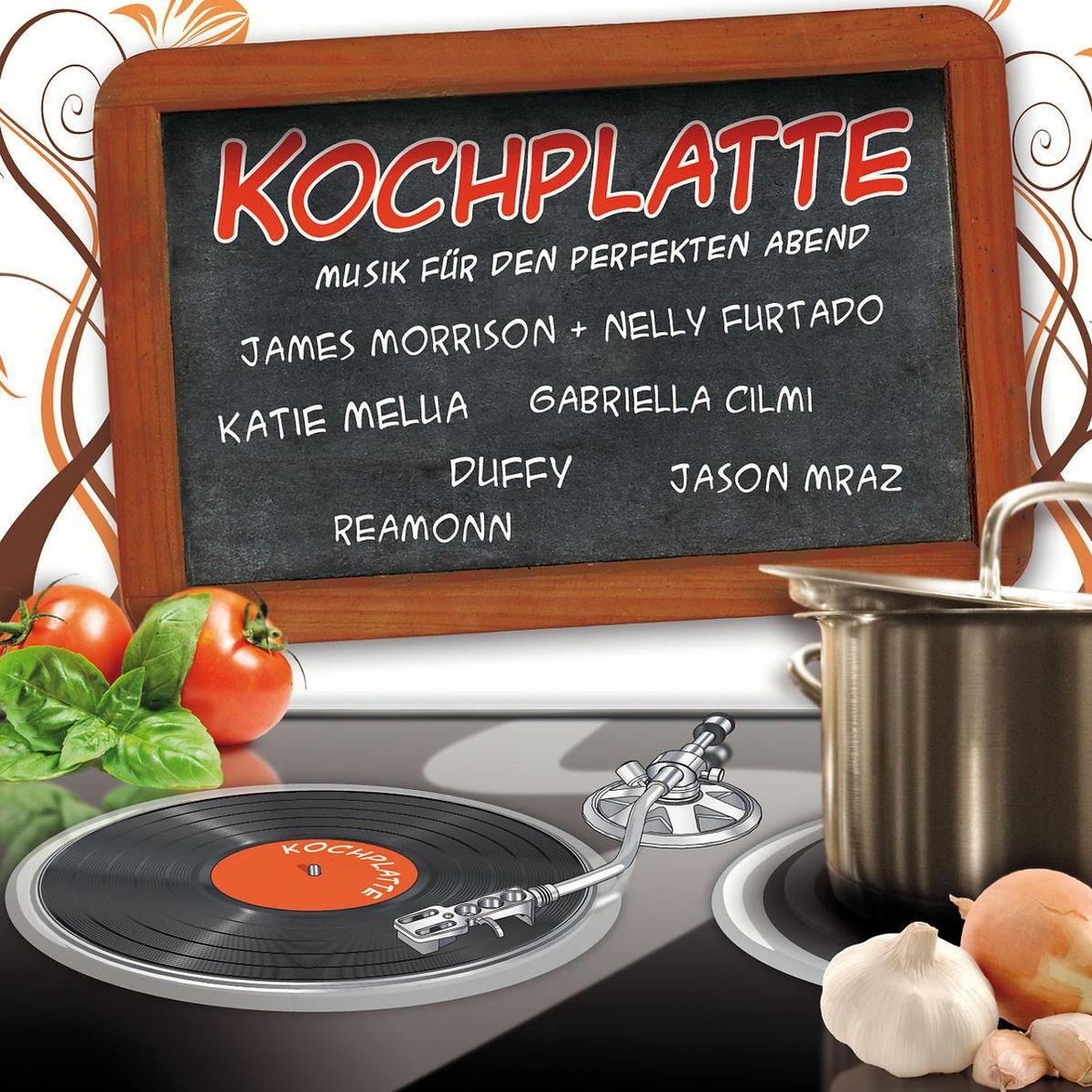 Various - Kochplatte - Musik für den perfekten ...