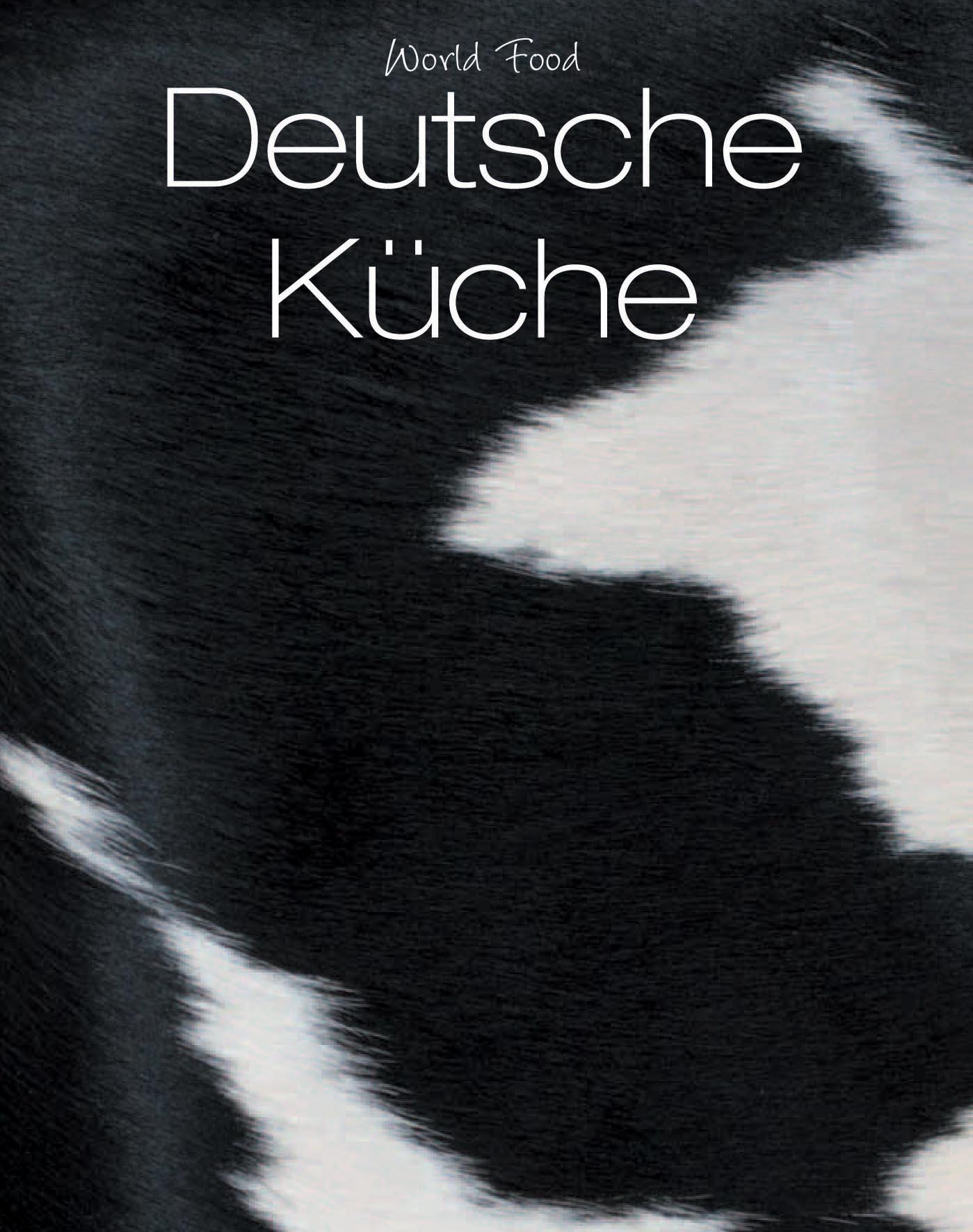 World Food: Deutsche Küche