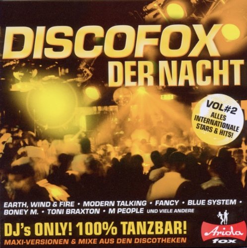 Various - Disco-Fox der Nacht Vol.2