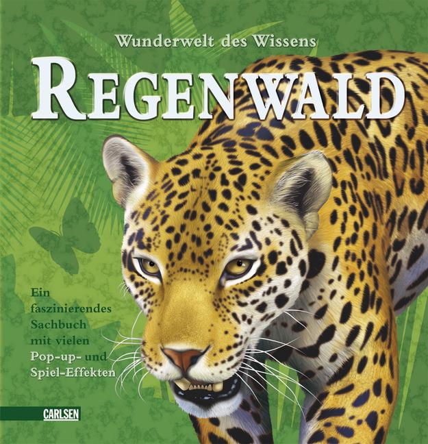 Pop-up-Bücher: Wunderwelt des Wissens - Tiere i...