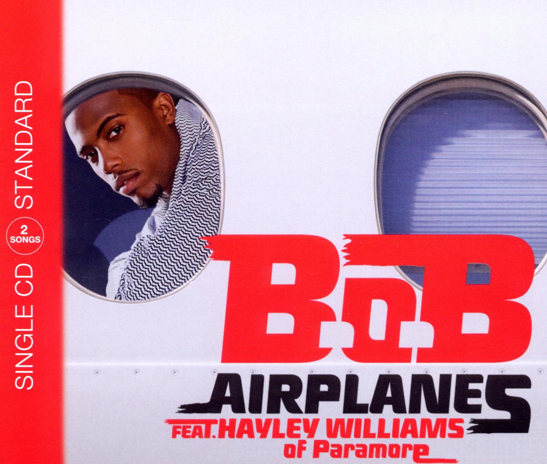 Hayley B.O.B Feat.Williams - Airplanes (2track)