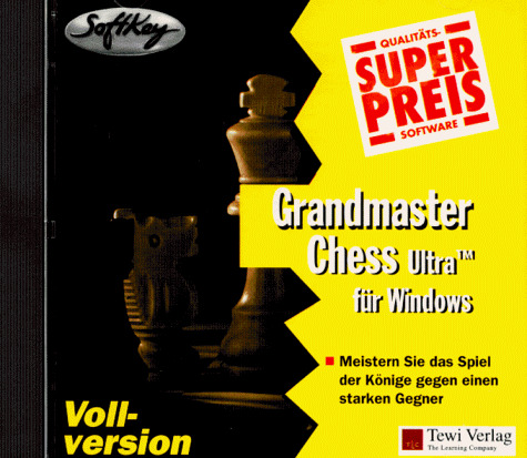 Superpreis Grandmaster Chess Ultra. CD- ROM für...