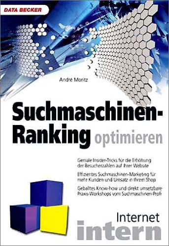 Internet Intern Suchmaschinen-Ranking optimiere...