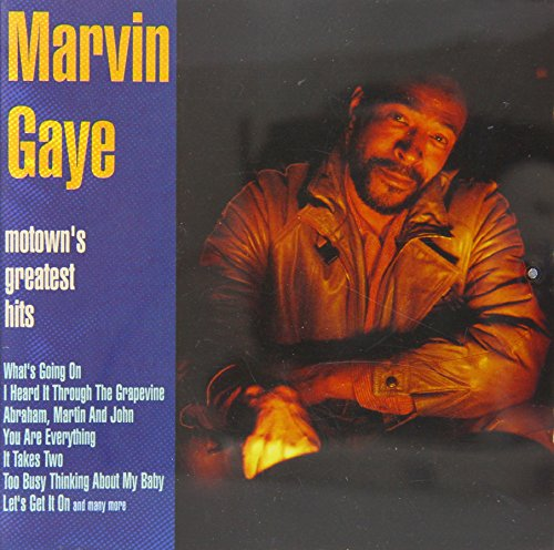 Marvin Gaye - Motowns Greatest Hits