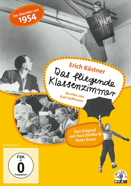 Erich Kästner: Das fliegende Klassenzimmer - 19...