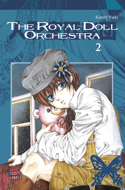 The Royal Doll Orchestra: Band 2 - Kaori Yuki [Taschenbuch]