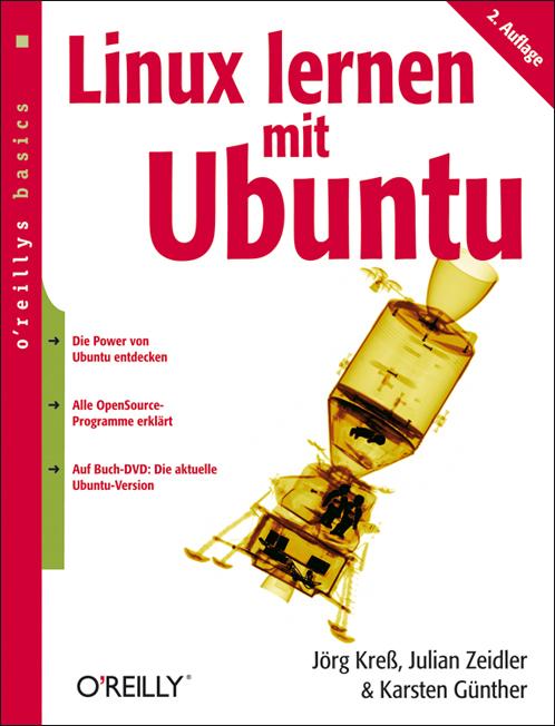 Linux lernen mit Ubuntu - Jörg Kreß
