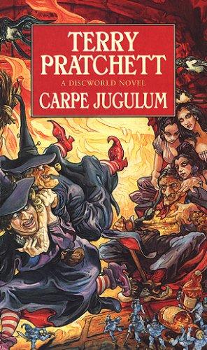 Carpe Jugulum: The twenty-third Discworld novel - Terry Pratchett