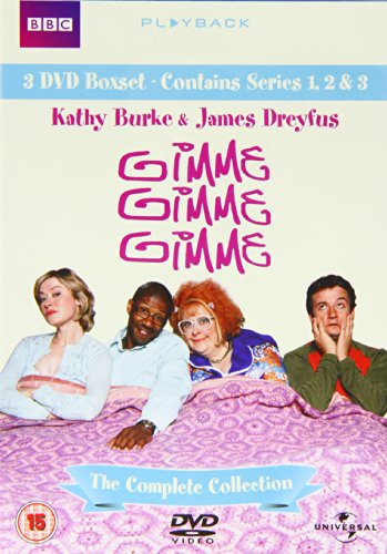 Gimme, Gimme, Gimme - The Complete Boxset [UK I...
