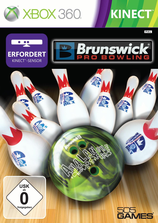 Brunswick Bowling [Kinect erforderlich]