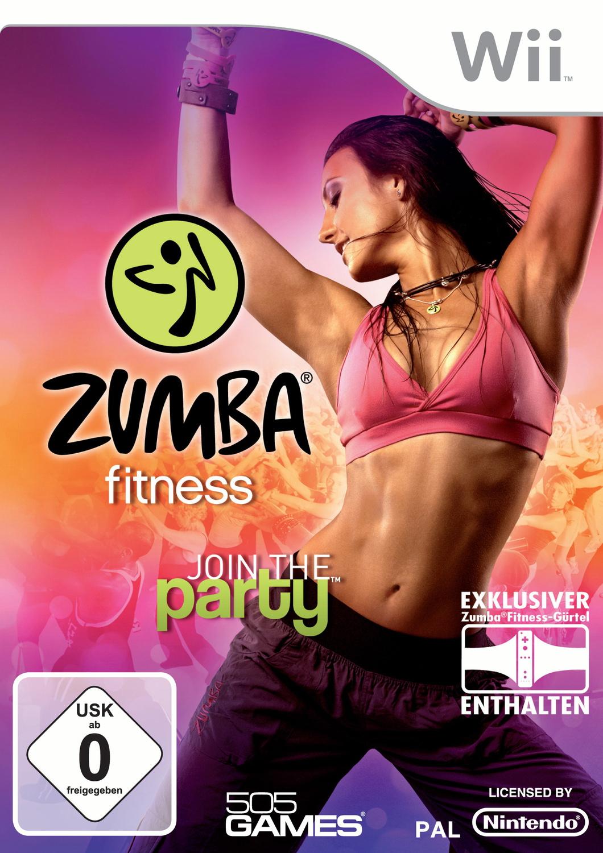Zumba Fitness: Join the Party [inkl. Hüftgürtel]